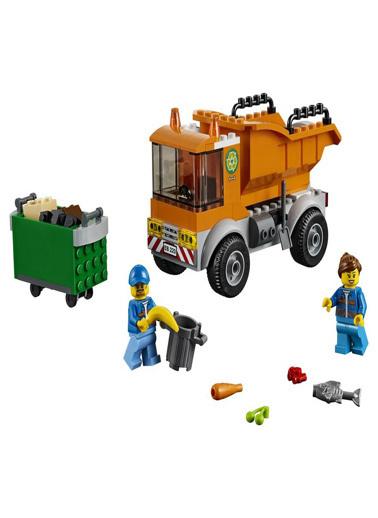 Lego Lego City Garbage Truck 60220 Renkli